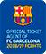 Agent de billets agréé FC Barcelone